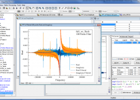 MagicPlot Student screenshot