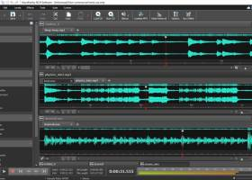 Wavepad Audio and Music Editor Pro screenshot