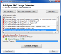 Extract All Images from PDF screenshot