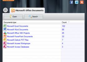 Office Password Recovery Lastic screenshot