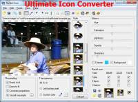 Ultimate Icon Converter screenshot