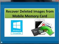 Recover Images from Mobile Memory Card screenshot