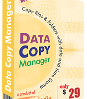 Data Copy Manager screenshot