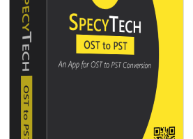 SpecyTech OST to PST screenshot