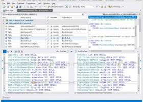 dbForge Schema Compare for SQL Server screenshot
