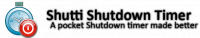 Shutti Shutdown Timer screenshot