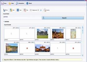 isimSoftware Web Image Downloader screenshot