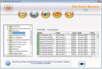 Windows FAT Data Rescue Software screenshot
