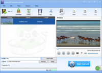 Lionsea MOV Converter Ultimate screenshot