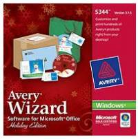 Avery Wizard for Microsoft Office screenshot