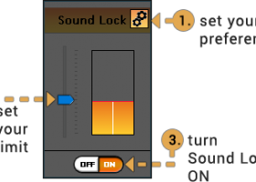 Sound Lock screenshot