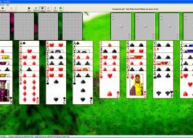 Goodsol Free Solitaire screenshot