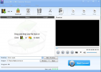 Lionsea MP4 To MP3 Converter Ultimate screenshot