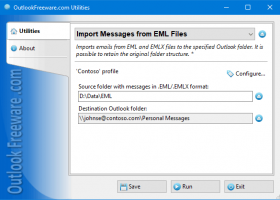 how to open eml file in windows 10