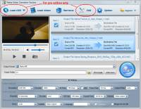 Free Nokia Video Converter Factory screenshot
