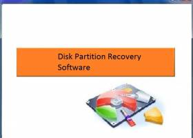 Disk Partition Recovery Now screenshot