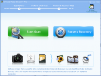 CF Card Photo Recovery Pro screenshot