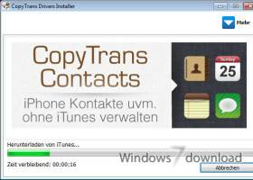 CopyTrans Drivers Installer screenshot