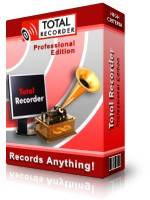 Total Recorder Professional Edition screenshot
