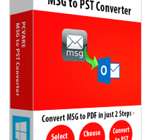 Outlook Email to PDF Converter screenshot