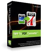 TIFF To PDF Converter screenshot