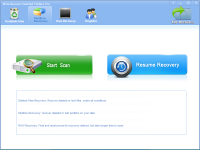 Wise Recover Deleted Folders screenshot