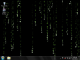 Animated Matrix Desktop Wallpaper