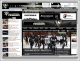 NHL Pittsburgh Penguins Hockey Firefox Theme