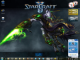 Starcraft 2 Protoss ( widescreen ) Windows 7 Theme
