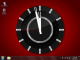Modern Analog Clock Wallpaper