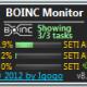 BOINC Monitor