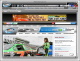 NASCAR Nationwide Series Firefox Theme