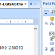 Native 2D DataMatrix for Crystal Reports