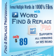 Word Find and Replace Professional