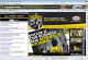 Columbus Crew MLS Firefox Theme