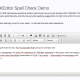 Ckeditor Spell Check Demo