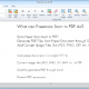 Freemore Scan to PDF