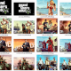 GTA V Artwork HD Wallpaper Pack
