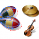 Icons-Land Musical Instruments Vector Icons