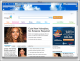 Blue Sky Firefox Interactive Theme