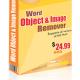 Word Object and Image Remover