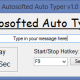 Auto Typer by Autosofted