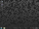 Animated Black Pixels Wallpaper