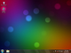 Animated Rainbow Lights Wallpaper